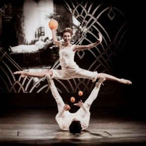 Californian Dreamers - Acrobalance / Adagio / Hand to Hand Act