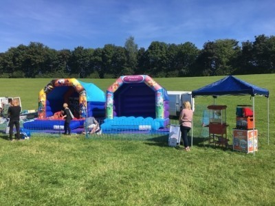 Crown Castles - Inflatables & Soft Play