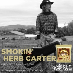 Smokin Herb - Guitar Singer