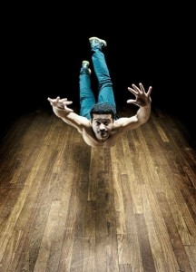 Graciel stenio lisboa recio - Male Dancer