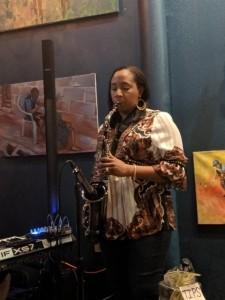 Christina Williams Woodard Saxophonist - Saxophonist