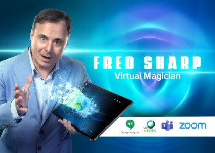 Fred Sharp - Other Magic & Illusion Act
