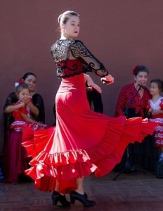 Puente Flamenco - Flamenco Dancer