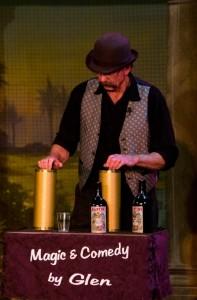 Magic  &  Comedy by Glen - Close-up Magician