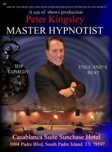 Peter Kingsley - Hypnotist