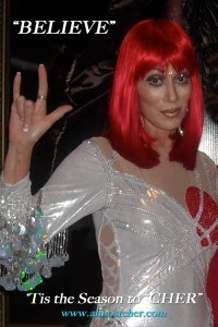 Helene Masiko is 'Almost Cher' - Cher Tribute Act