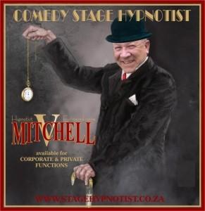 Mitchell V Comedy Stage Hypnotist - Hypnotist