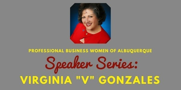 Virginia Gonzales - Clean Stand Up Comedian