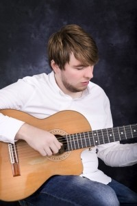 Oliver Day - Classical / Spanish Guitarist