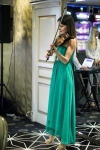 Anastasiya Yasinskaya  - Violinist