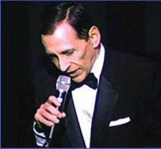 Monty Aidem as Sinatra - Frank Sinatra Tribute Act