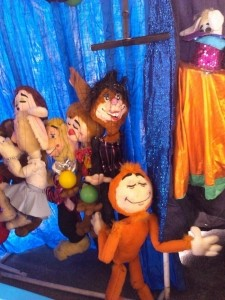 James Norman's Marionettes - Marionettist Act