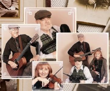 Plaid Menagerie - Barn Dance / Ceilidh Band