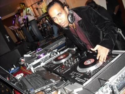 Dj. Melwyn (Da Muzik Machine) - Nightclub DJ