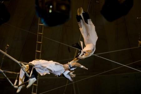 Konstantin Misako - Aerialist / Acrobat