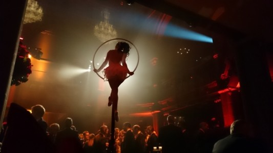 The Dream Performance - Aerialist / Acrobat
