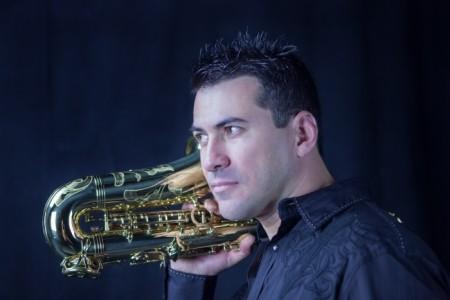 Rodrigo Santic - Saxophonist