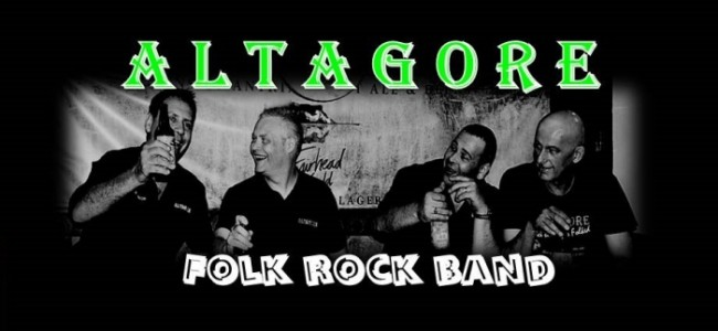 ALTAGORE - Irish Band