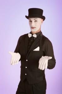 Jason Maverick - Street Performer