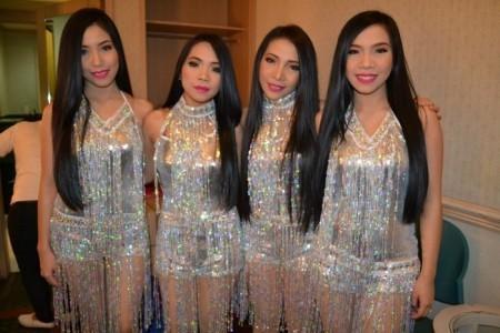 GOLLAYAN SISTERS - Pop Band / Group