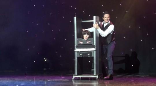Nicola Previti  - Stage Illusionist