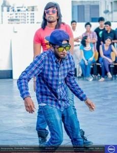 Mikey Van Velzon  - Street / Break Dancer