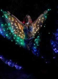 Florescu Maria Emylia - Belly Dancer