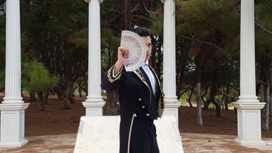 Vitalio the magician - Cabaret Magician