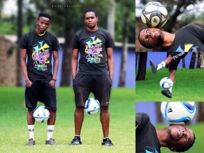 Siyajabula Soccer Freestylers - Football Freestyle Act