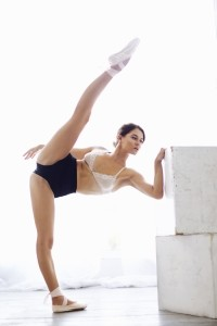 Anastasiia Yavorskaia - Female Dancer