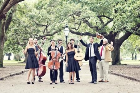 Charleston Virtuosi - String Quartet