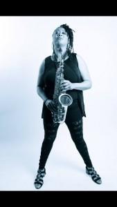 Ann-Marie: The Saxy Lady - Saxophonist