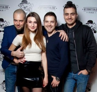 Antonas Melinauskas - Cover Band