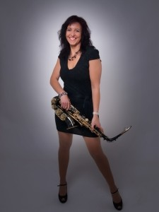 Paula Borrell - Saxophonist