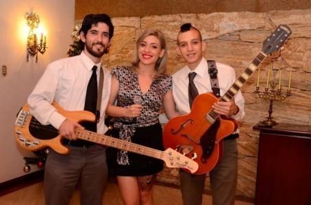 Electric Guitar Player - Jazz Band