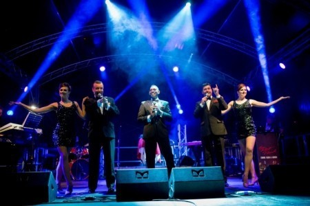 The Rat Pack is Back! - Rat Pack Tribute Act