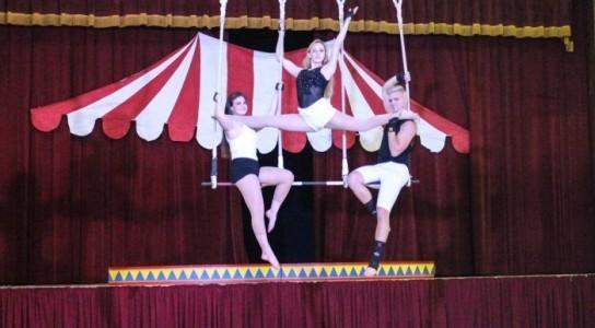 Callie Compton - Aerialist / Acrobat