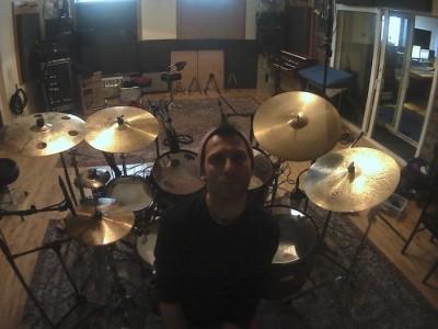 Alessandro Marino - Drummer