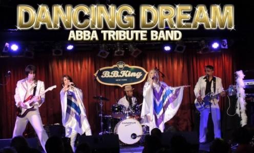 Dancing Dream Tribute to ABBA image