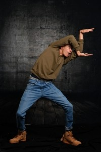 Ryan Smith - Male Dancer