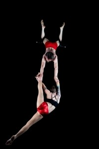 Leah Grandstaff (LeahTard Wedgie) - Aerialist / Acrobat