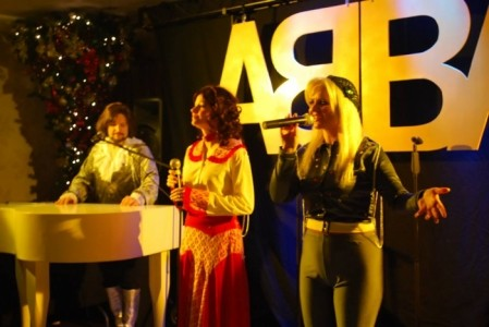 Waterloo Live ABBA Tribute image