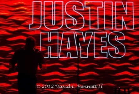 Justin Hayes - Adult Stand Up Comedian