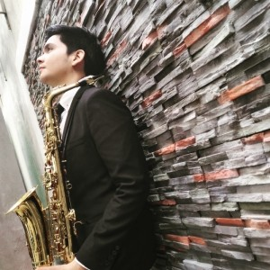Seanne Richard Yared - Saxophonist