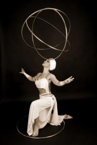 Natalia Bakun - Hula Hoop Performer