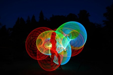 Bezerkaz Circus - Bubble Performer