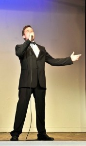 Charlie Costin - Male Singer
