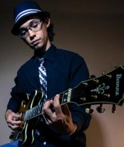 Elias Griffith - Electric Guitarist