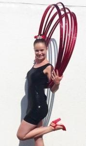 Heidi Hickling-Moore - Aerialist / Acrobat