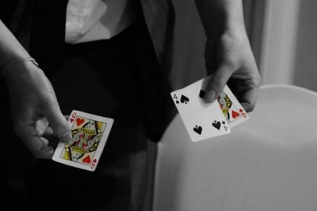 Russell Leeds - Close-up Magician